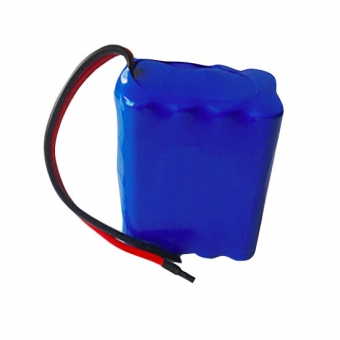 12.8V 3Ah Lithium Ion LiFePO4 Battery