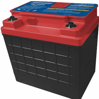 medical cart battery