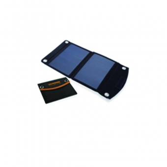 foldable solar panel power charger
