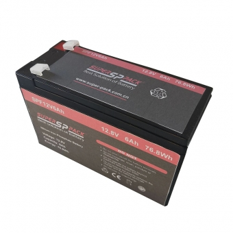 LiFePO4 Battery for security