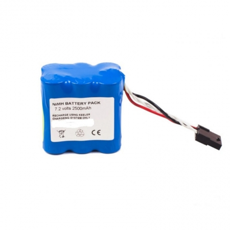 7.2V 2500mAh lithium battery rechargeable for Microscope