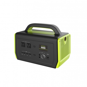 500W portable power station