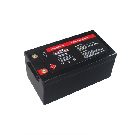 Lithium ion battery for marine-12.8V 300Ah with In built BMS