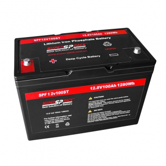 12 volt lithium car battery