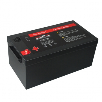 12V 200Ah solar batteries