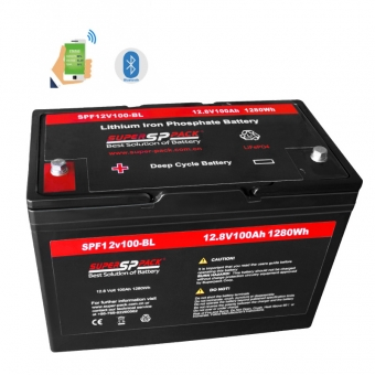 RV house batteries