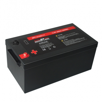 Deep Cycle LiFePO4 Battery 12.8V 200Ah