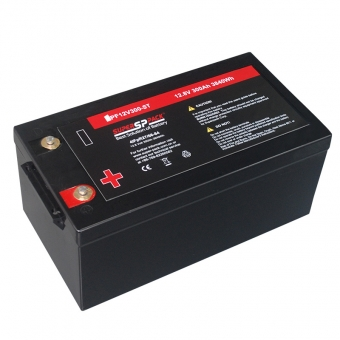 Lithium ion marine battery