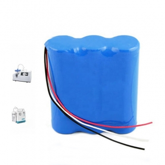 Lithium medical battery pack for Sputum Aspirator